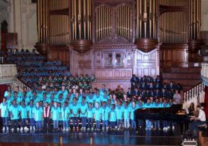 Mr White's Pelham Choir